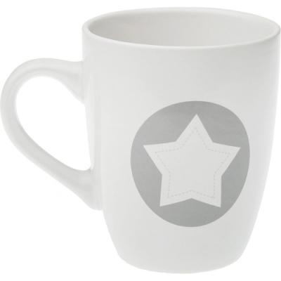 《VERSA》陶製馬克杯(星星灰350ml)