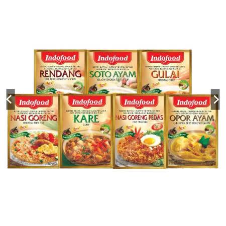 印尼 INDOFOOD Bumbu Masak 快速料理包 調理包 單包入 45g