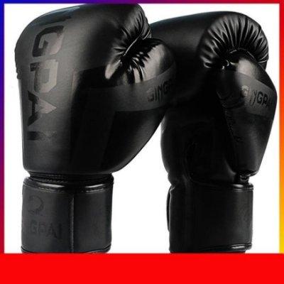 全館免運拳擊手套-拳擊手套成人拳套兒童散打沙袋男孩搏擊訓練少年專業格斗女士泰拳 新款 促銷