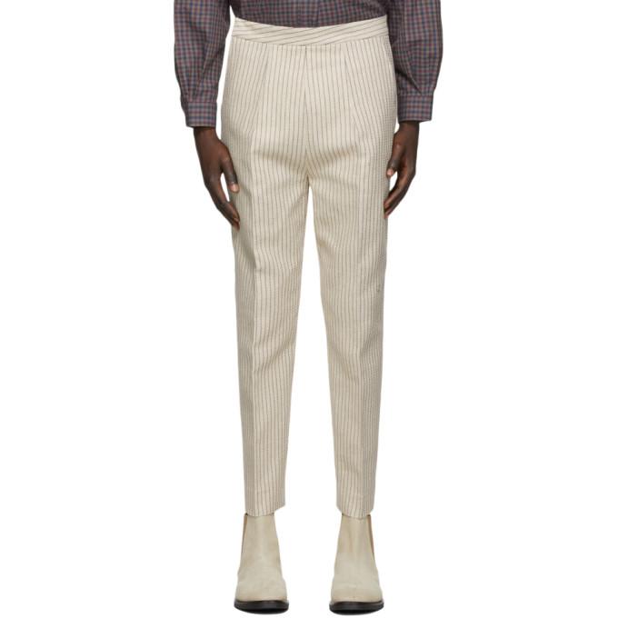 Martin Asbjorn 灰白色 Dawn 长裤