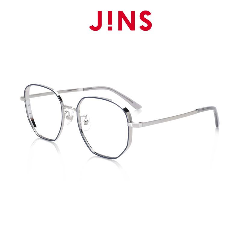 【JINS】 零失誤百搭經典眼鏡(AMMF19S335)