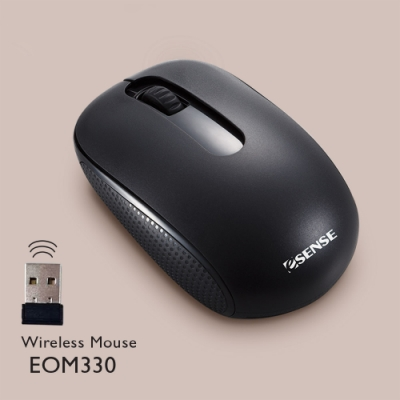 Esense 無線滑鼠極靜音 EOM330
