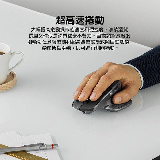 羅技 Logitech  MX Master 2S無線滑鼠 黑色(NEW) 910-005968