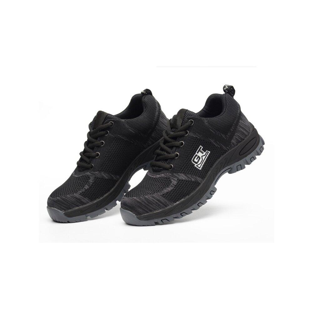 3D透氣鋼板工作安全鞋