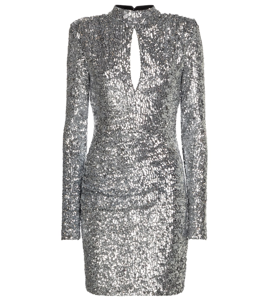 Gatsby sequined minidress