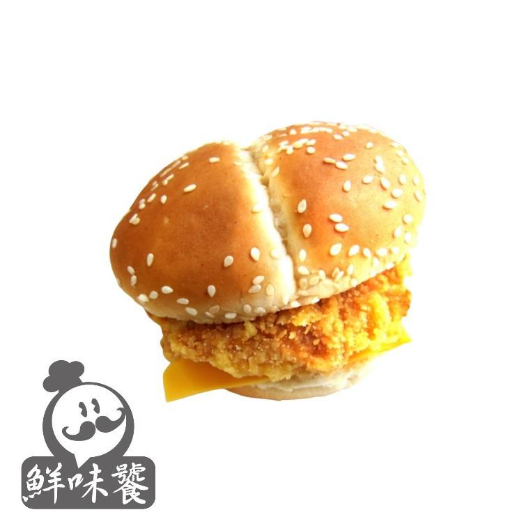 勁辣雞腿堡 (鮮食系列-經典三明治/漢堡)