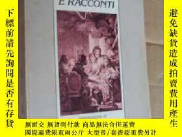 二手書博民逛書店Voltaire:ROMANZI罕見E RACCONTI (introduzione di Arnaldo Piz