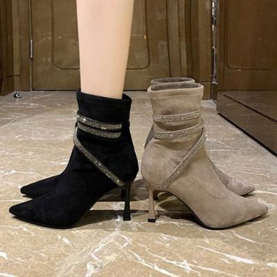 KEITH-WILL時尚鞋館 浪漫航站情緣中短筒靴