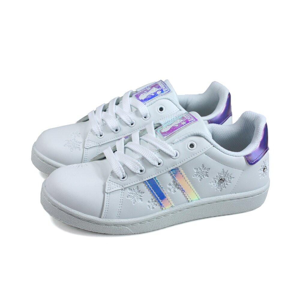 Disney 迪士尼 Frozen 冰雪奇緣 運動鞋 白色 女鞋 FNWB04579 no731