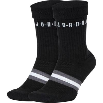 NIKE 襪子 中筒襪訓練運動襪 4雙組 黑 SK0025010 UJLEGACYCREW2PR