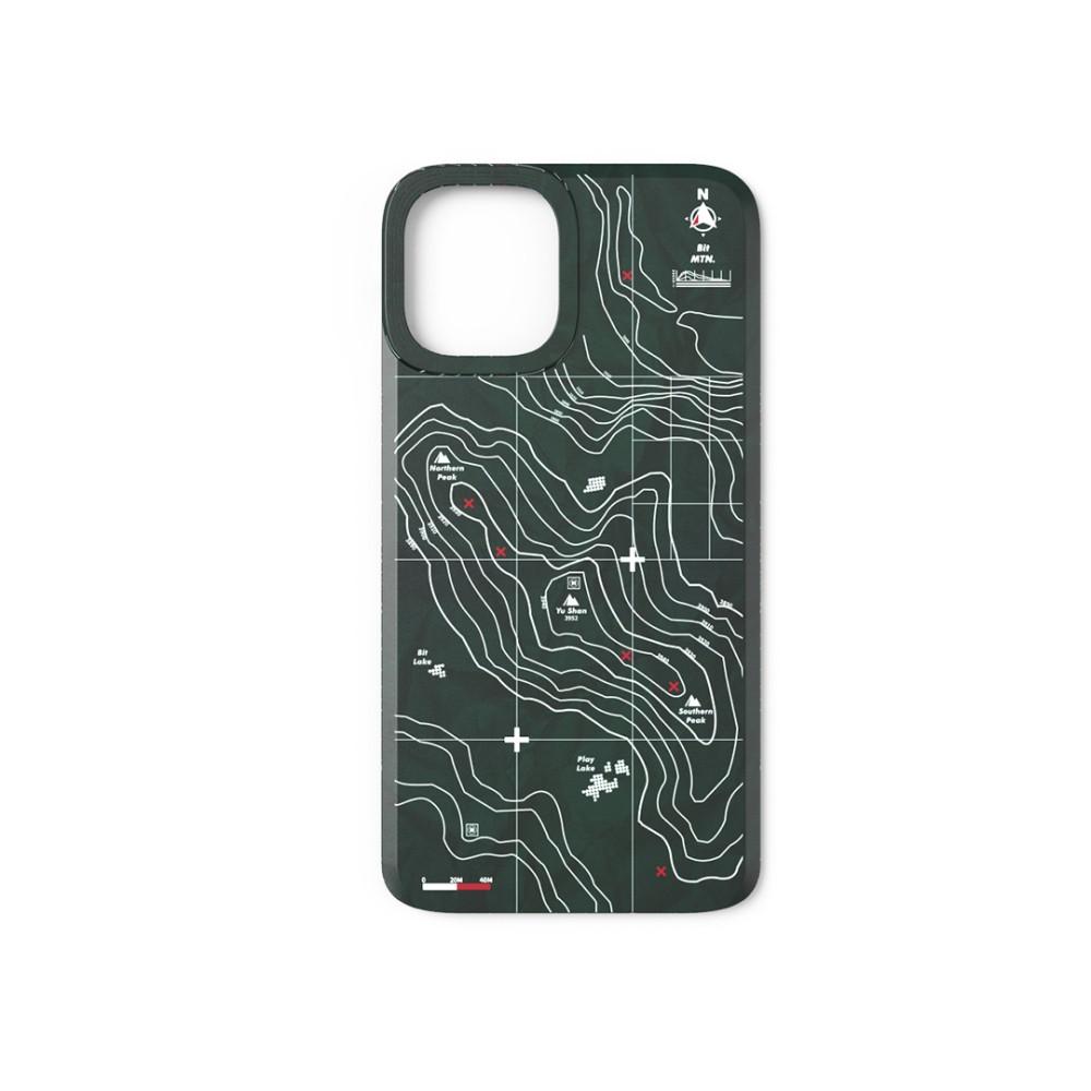 bitplay Wander Case 立扣殼背蓋 等高線款-3型號 換色背蓋軍規防摔手機殼扣環支架 iPhone 12