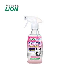 日本獅王 99.9% 廁所臭臭除 愛貓用x2入