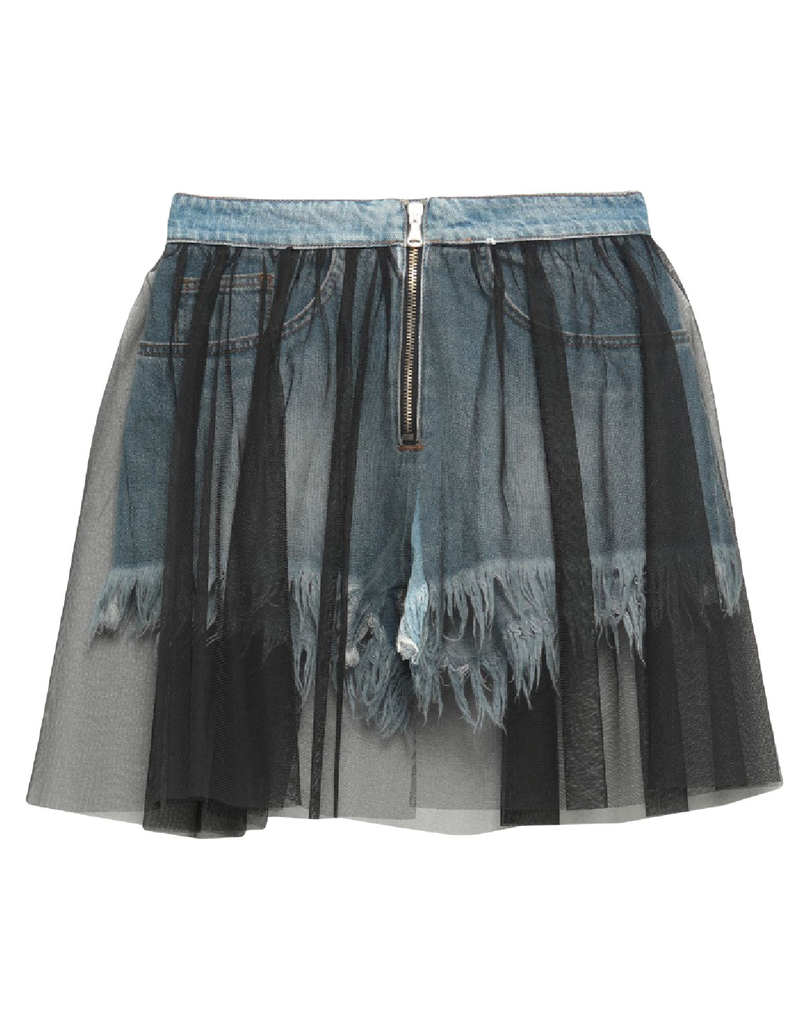 GAëLLE Paris Denim shorts - Item 42817283