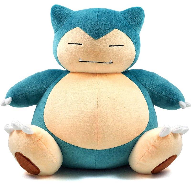 寶可夢 神奇寶貝 卡比獸 65公分 基本坐姿 絨毛娃娃