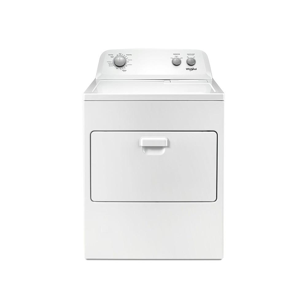Whirlpool惠而浦WGD4850HW美國原裝 瓦斯型下拉門直立乾衣機12公斤