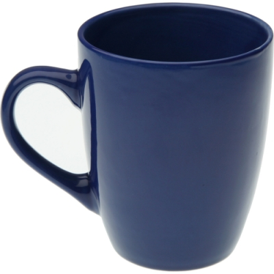 《VERSA》陶製馬克杯(寶藍350ml)