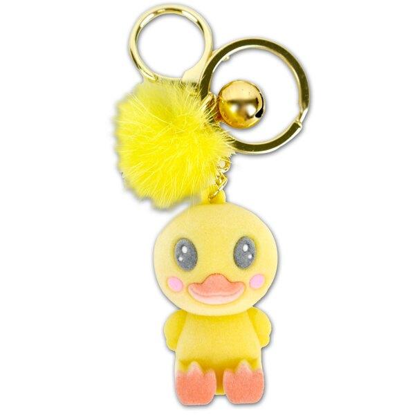 韓國ins 黃色小雞 迷你小雞吊飾 公仔 玩具 兒童 吊飾 交換禮物 可愛 擺飾 鑰匙 挂件 任你逛2010-37