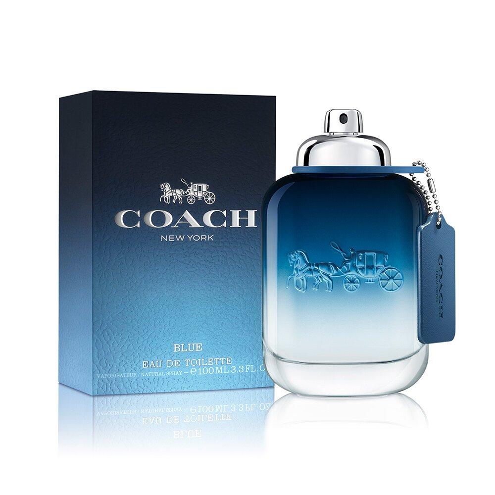 COACH Blue 時尚藍調男性淡香水(100ml) EDT-公司貨