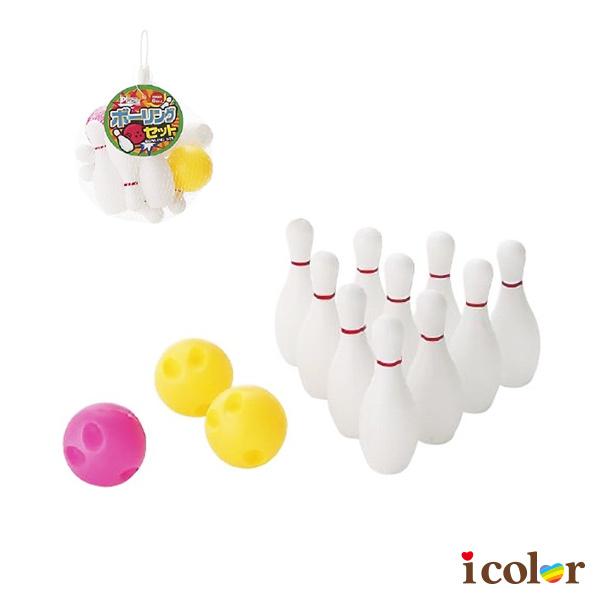 趣味保齡球玩具組