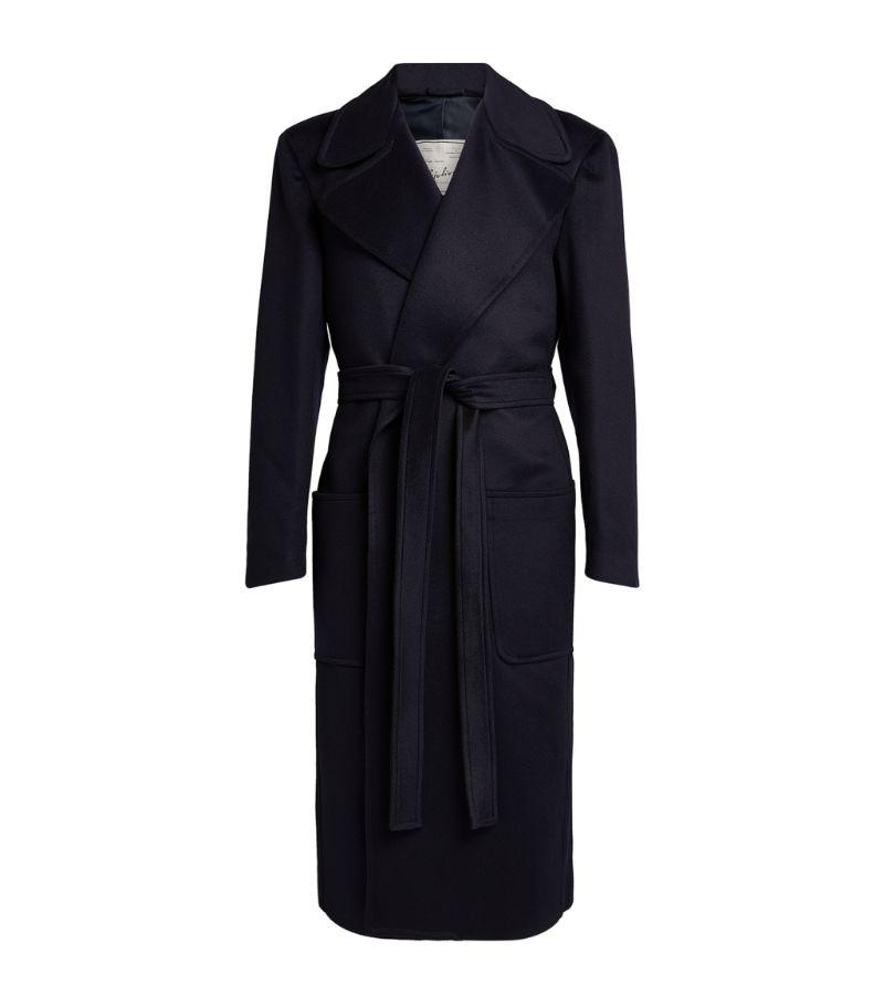 Giuliva Heritage Cashmere Belted Overcoat