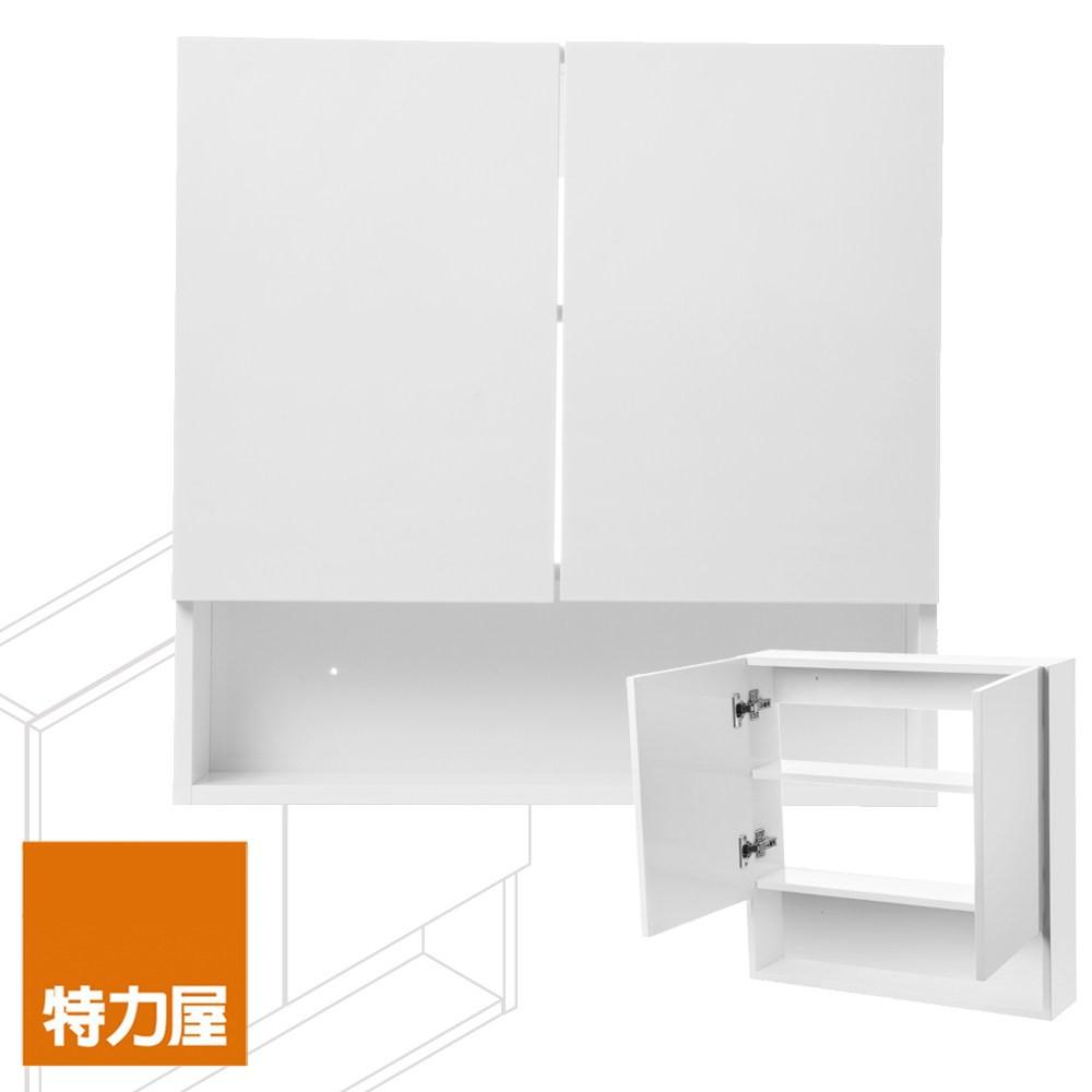 特力屋 Smart PVC防水雙門吊櫃 60x60cm