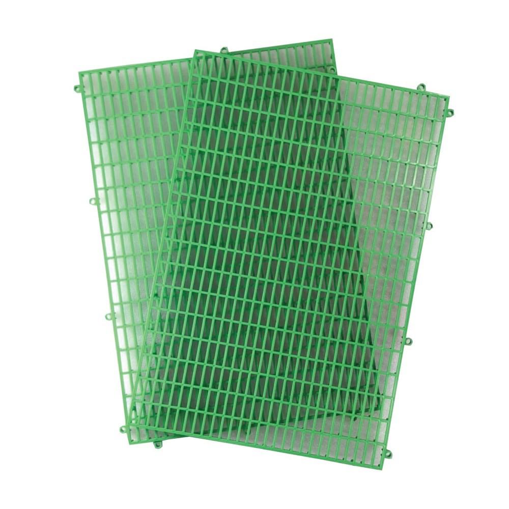 排水墊30x45cm6入綠色
