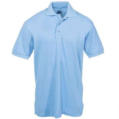Dickies KS5552 短袖polo衫 天空藍