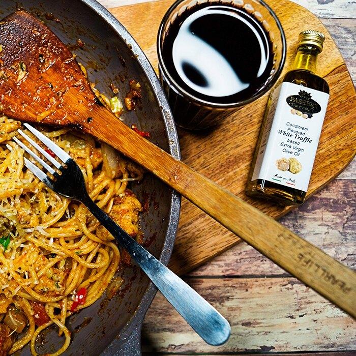 【義花園的歐洲廚房】義大利黑松露橄欖油/55ml/橄欖油