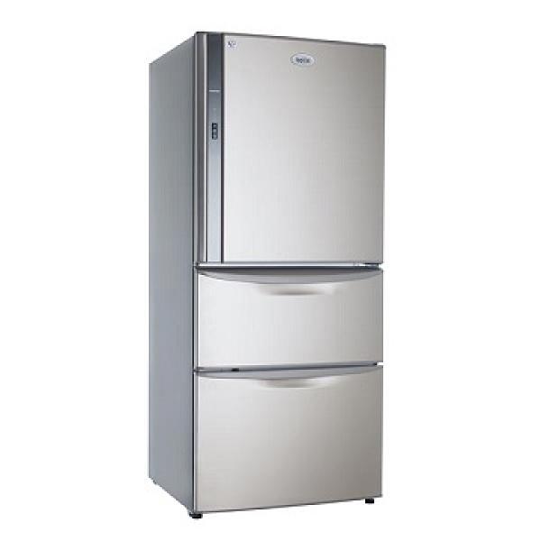 【南紡購物中心】KOLIN 歌林 變頻三門冰箱 KR-356VB01
