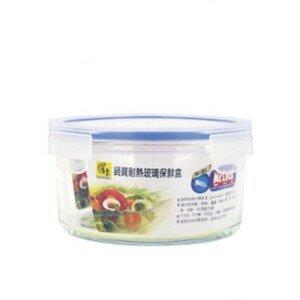 鍋寶耐熱玻璃保鮮盒(830ml) BVC-0830