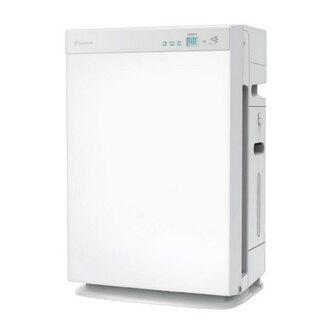 大金 DAIKIN 15.5坪 保濕雙重閃流 空氣清淨機 /台 MCK70VSCT-W