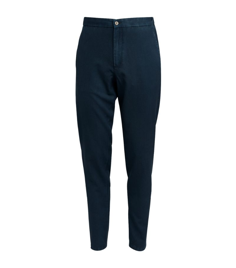 Boglioli Virgin Wool Trousers