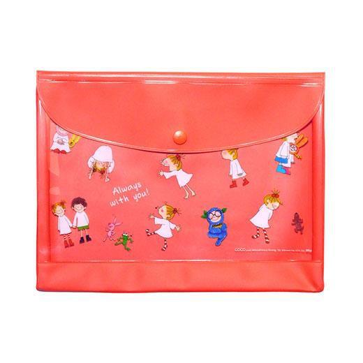Greeting Life Envelope Case/ Coco eslite誠品