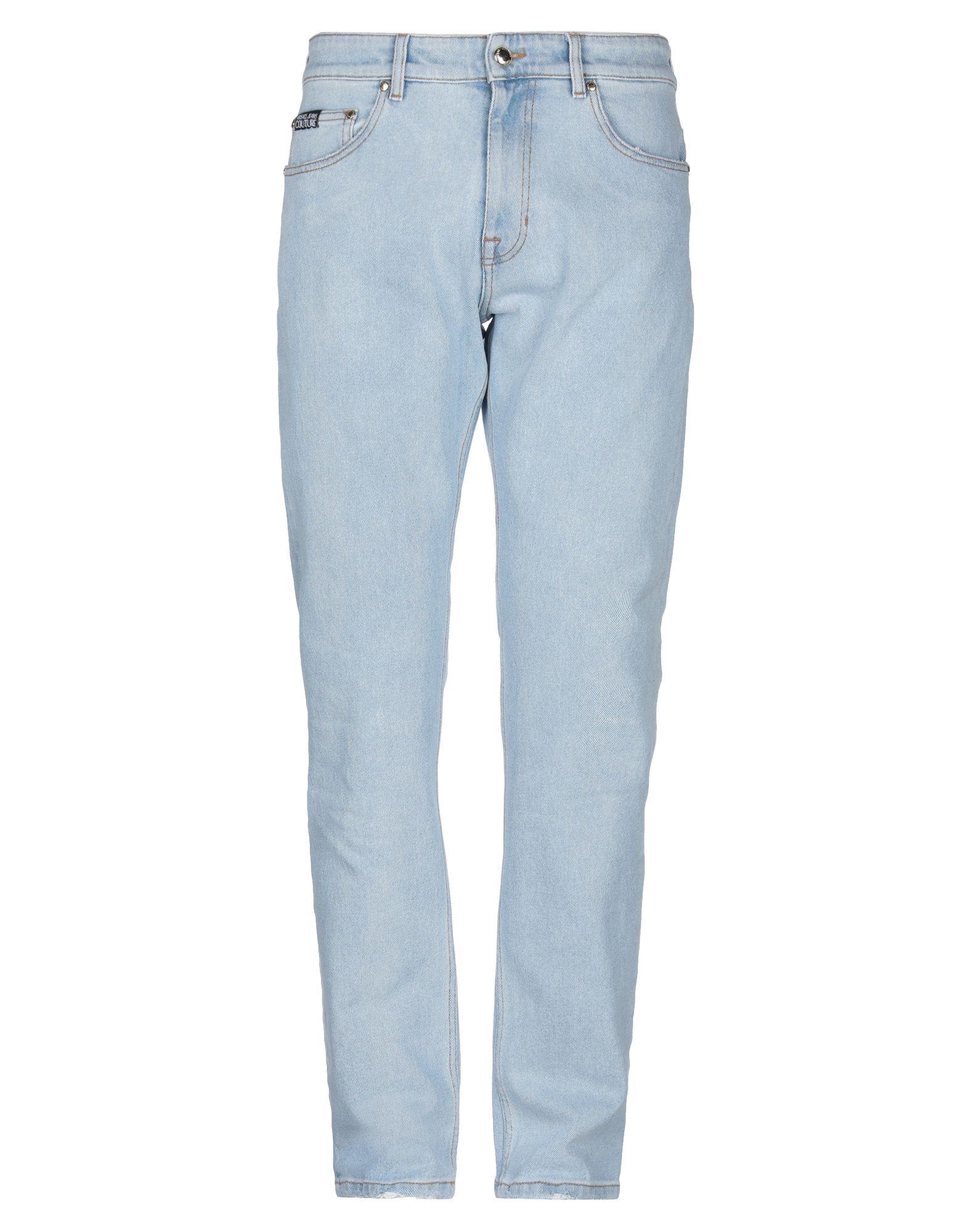 VERSACE JEANS COUTURE Denim pants - Item 42817068