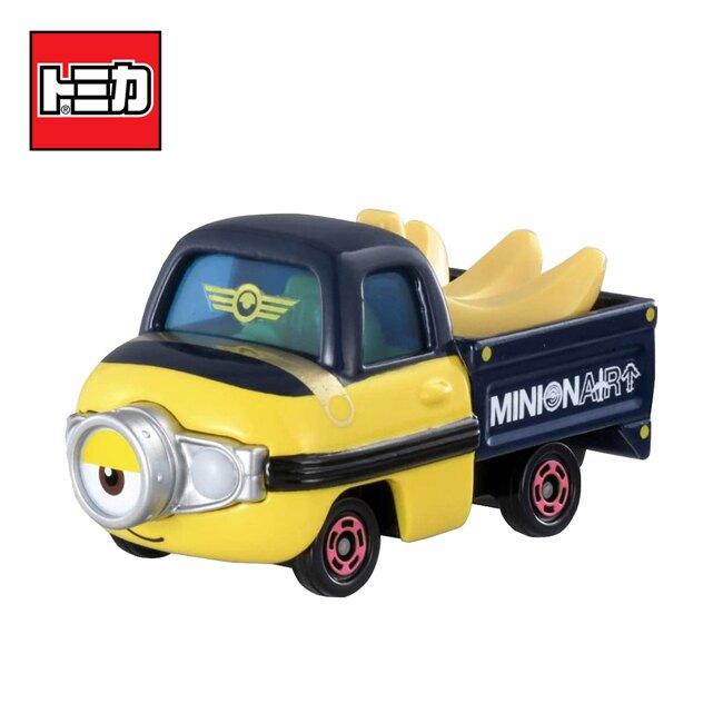 【日本正版】Dream TOMICA SP 小小兵 香蕉車 電影版 史都華 玩具車 神偷奶爸 多美小汽車 - 144137