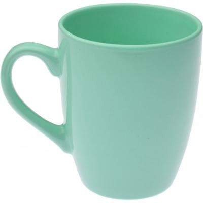 《VERSA》陶製馬克杯(青綠350ml)