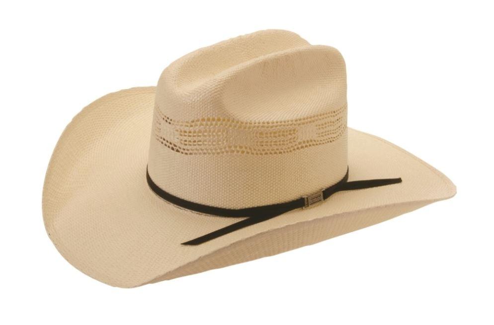 Silverado Bunkhouse - Straw Cowboy Hat