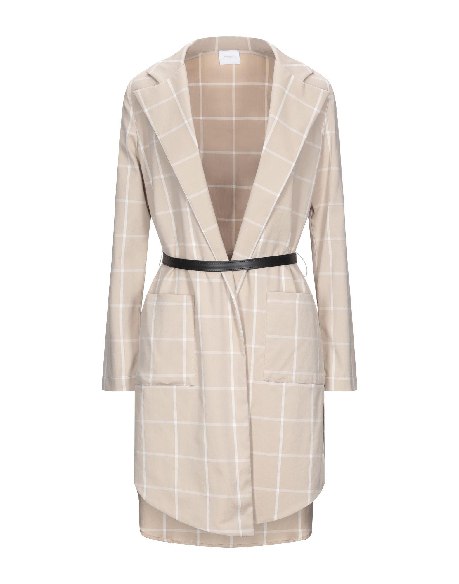 ,MERCI Overcoats - Item 16000243