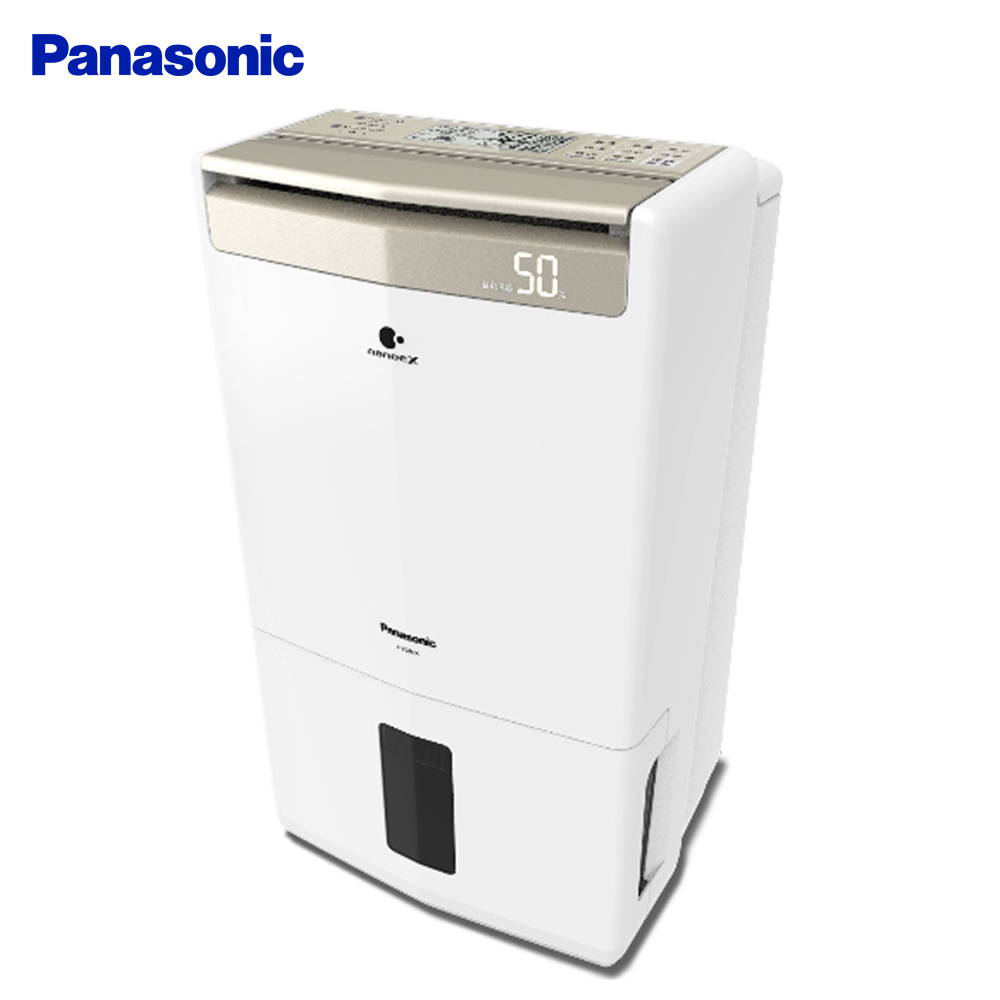贈飛利浦電鬍刀 S1320 | Panasonic | 國際牌 一級能效16Lnanoe微電腦除濕機 F-Y32GX