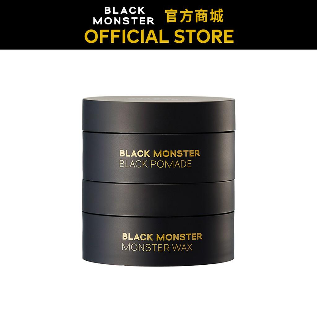 【Blackmonster】 髮油 & 髮蠟二合一 100ml