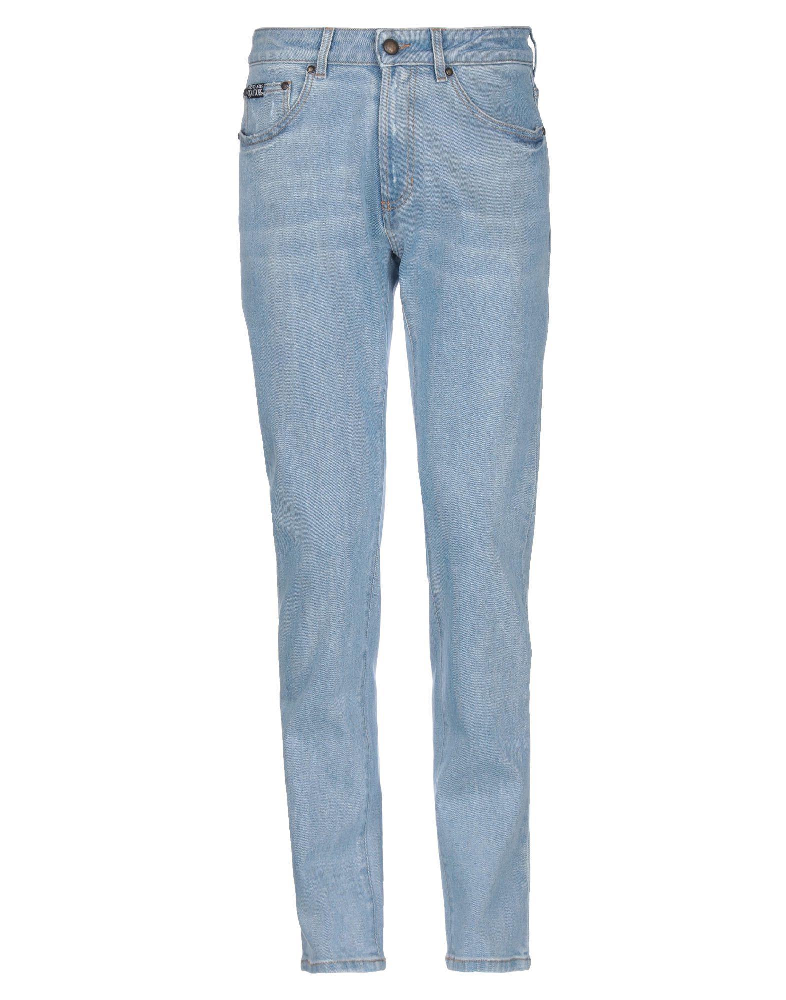 VERSACE JEANS COUTURE Denim pants - Item 42816920