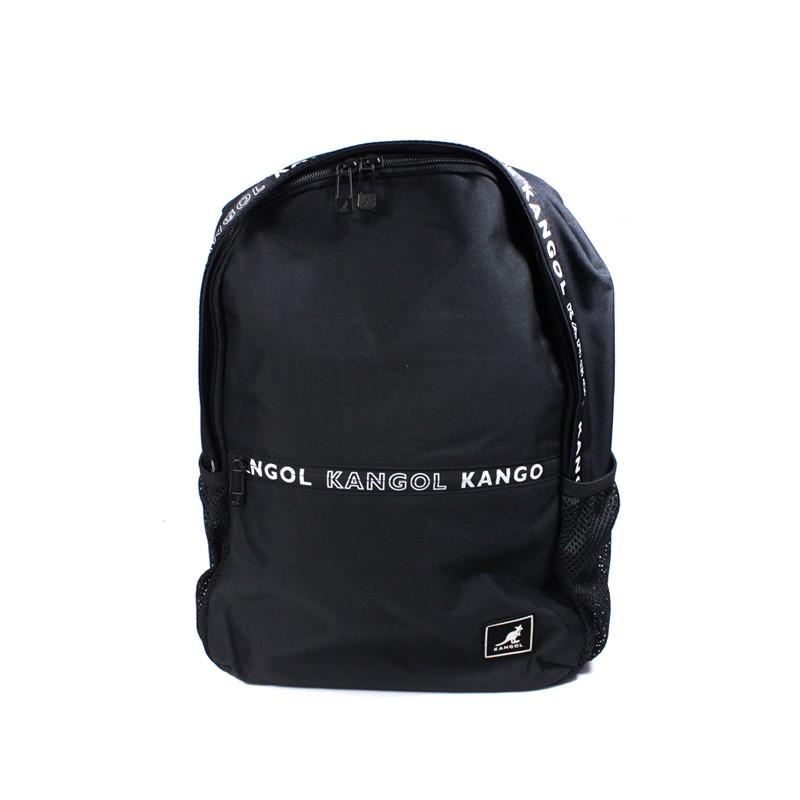 KANGOL 後背包 大容量 黑色 6025320020 noA83