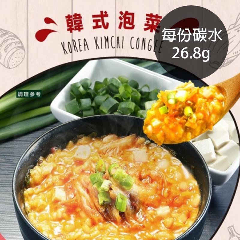 [iFit 微卡] 糙米粥系列 (盒/5份入) 韓式泡菜 (36g/份)
