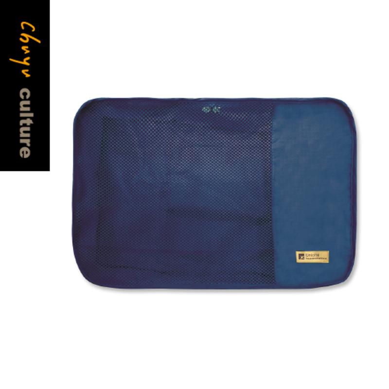 【珠友文化】旅行用衣物收納袋/分類收納袋(L)/E深藍