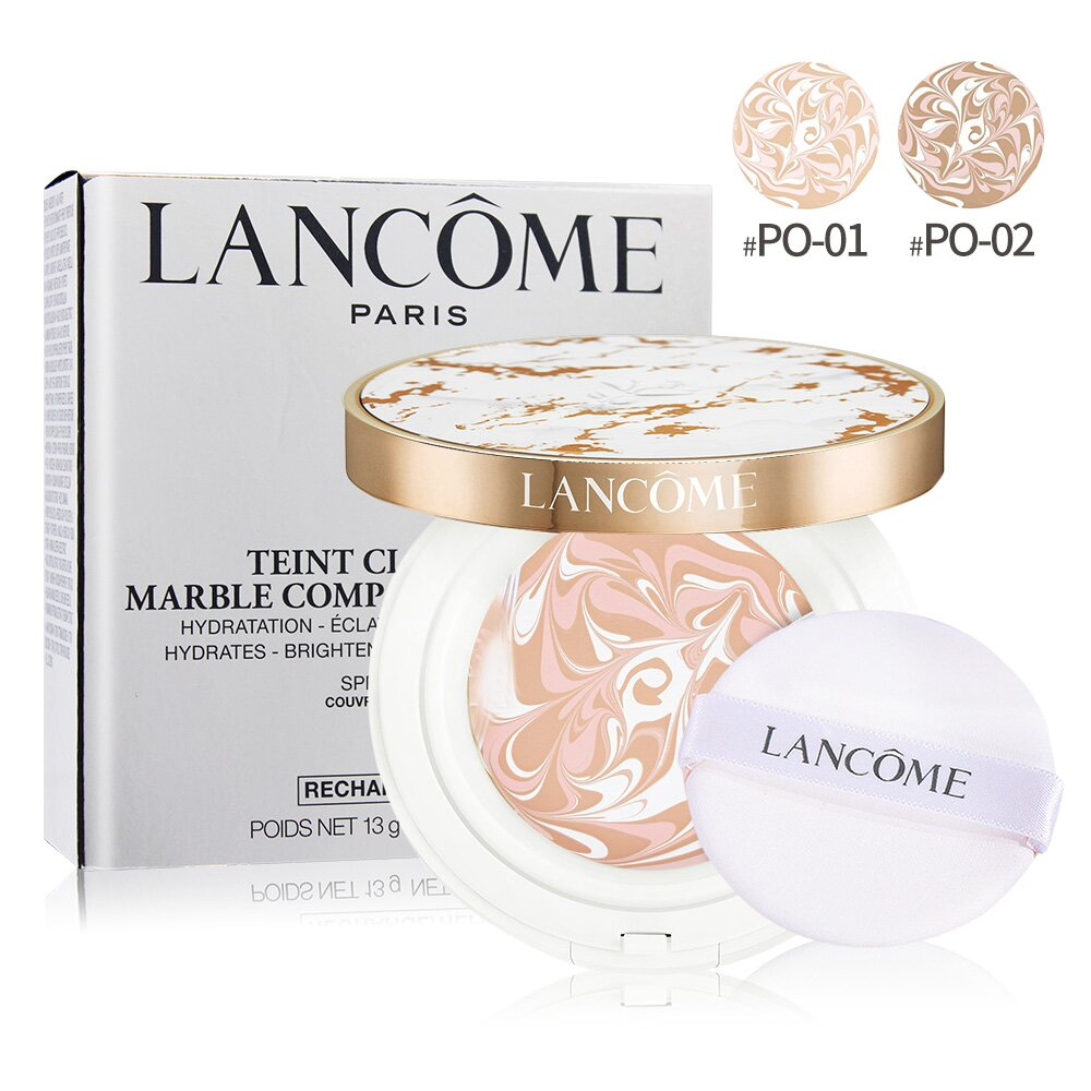 LANCOME 蘭蔻 超極光精華水粉霜 SPF50/PA+++(13g)含盒多色可選-百貨公司貨