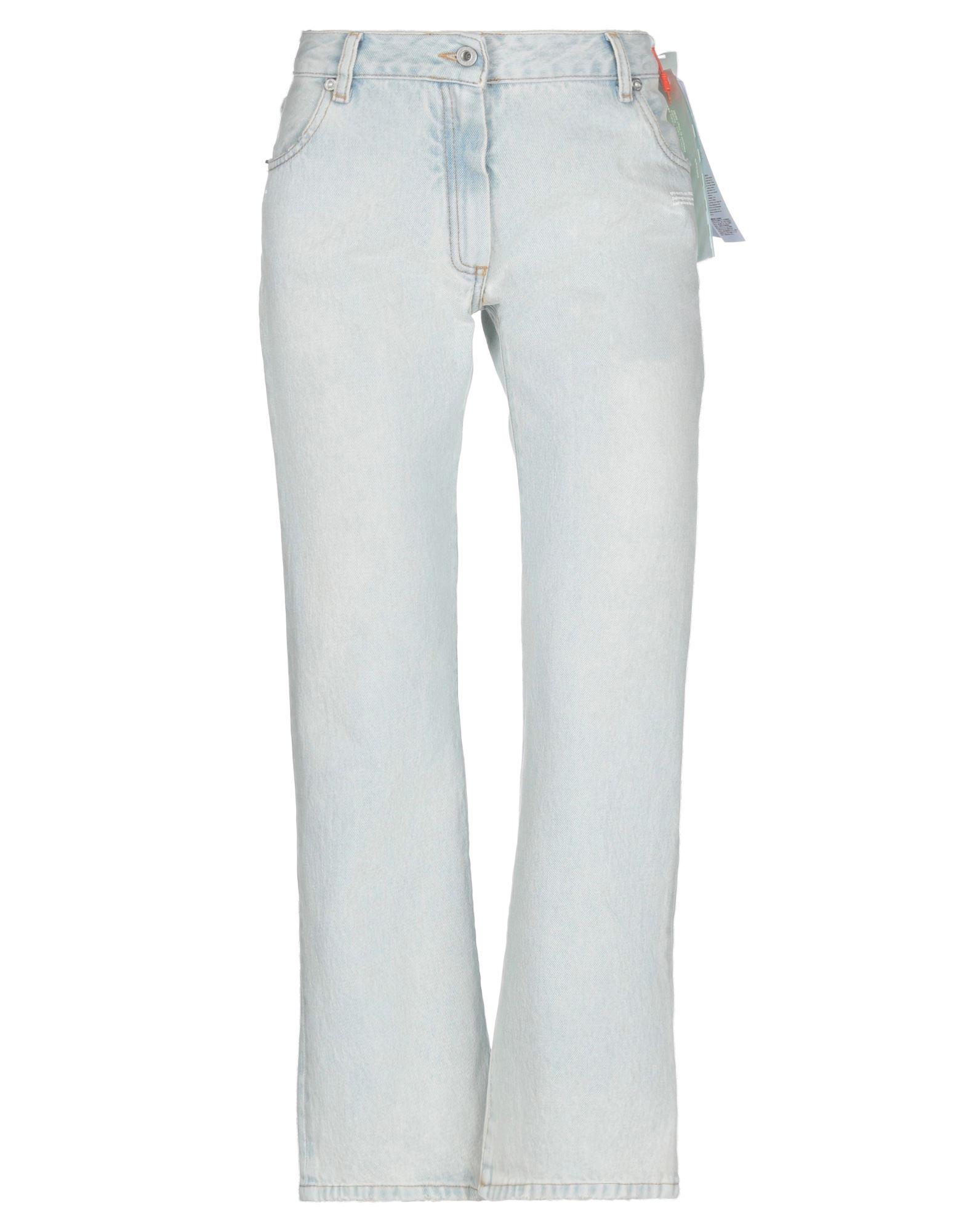 OFF-WHITE™ Denim pants - Item 42817676