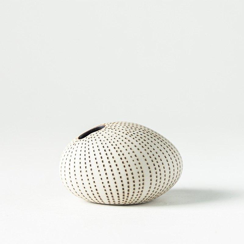 花器/花瓶  點點小石子造型花器