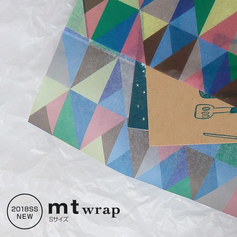 【KAMOI mt】mt WRAP(迷你尺寸) ・色面 mt和紙膠帶