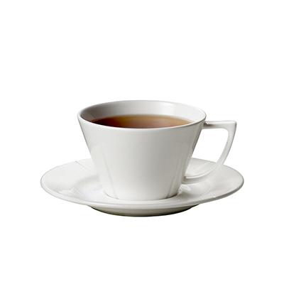 Grand Cru 白瓷茶盤組