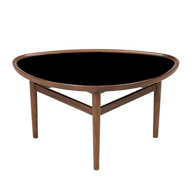 Model 48 The Eye Table(胡桃木 / 黑色)